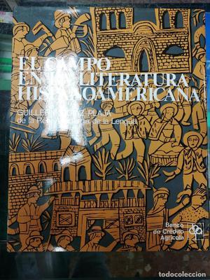 EL CAMPO EN LA LITERATURA HISPANOAMERICANA DIAZ PLAJA