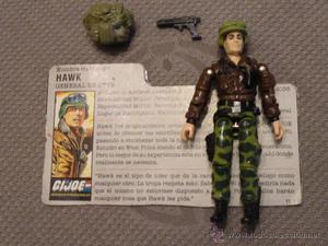 GI JOE GENERAL HAWK (HASBRO)