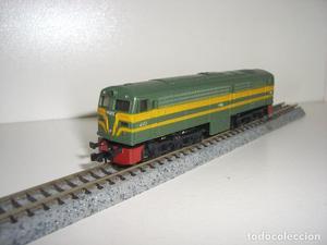 IBERTREN 3N Locomotora ALCO  (con compra de 5 lotes