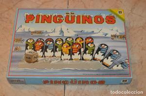 JUEGO de mesa PINGUINOS barcelona spain  DISet