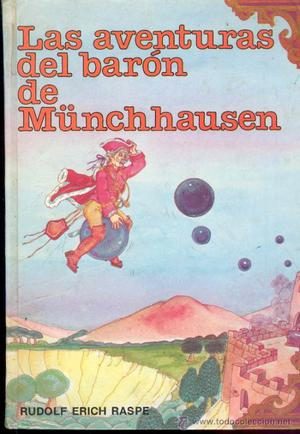 LAS AVENTURAS DEL BARON DE MÜNCHHAUSEN - RUDOLF ERICH RASPE
