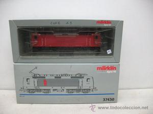 MARKLIN  -LOCOMOTORA ELECTRICA BR143 DE LA DB