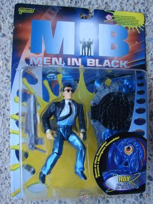 MEN IN BLACK - KAY CON ALIEN DE CLOACA - M.I.B. - FAMOSA