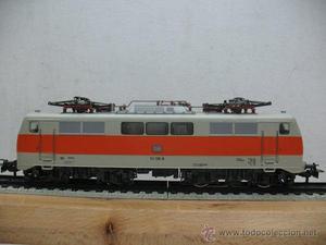 Marklin ,Locomotora Electrica  de la DB,Escala