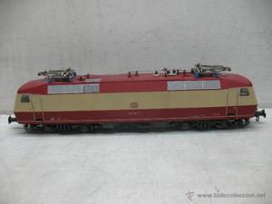 Marklin Ref:  - Locomotora eléctrica de la DB de