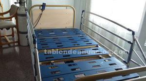 Se vende cama hospitalaria para enfermos y personas mayores