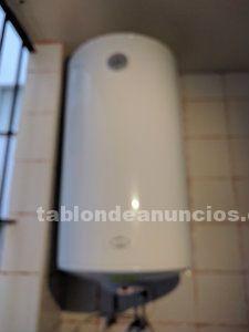 Se vende termo electrico 100 litros. Negociable (100€)