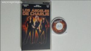 UMD LOS ANGELES DE CHARLIE PSP