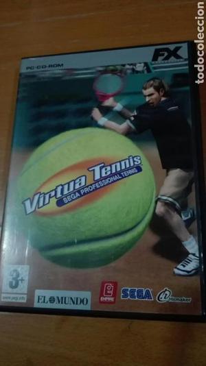 Virtua tennis sega professional tennis pc
