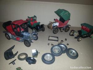 lote coches epoca Nacoral