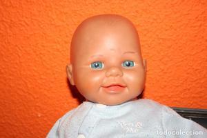 muñeca greoffry bebe muñeco