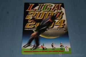 ALBUM VACIO DE FÚTBOL:LIGA ,DE ESTE,DE