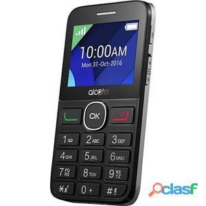 """Alcatel OneTouch 2008G 2. 4"""" Qqvga Bt Negro/Plata"""