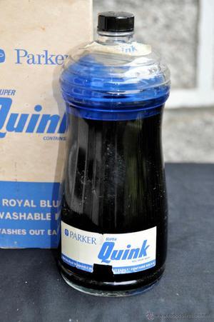 Bote de tinta Quink Parker