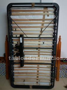Cama articulada eléctrica 105 cm