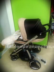 Carrito y silla bebecar ip op