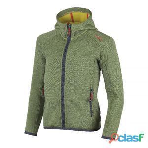 Chaquetas forro polar Cmp Fleece Fix Hood Stretch