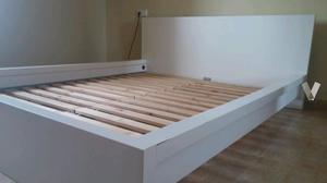 Estructura de cama ramsta de ikea posot class Estructura cama 90x200
