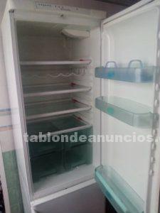 Frigorifico/ nevera con congelador electrolux