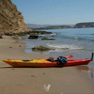 Kayak HI-LUXE EXPRESSO de ROTOMOD