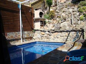 Maravillosa casa adosada con piscina privada