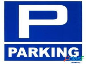 PLAZA DE PARKING EN VENTA. CAPPONT. EDIFICIO HARMONIC