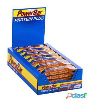 Powerbar Proteinplus Minerals 35 Gr Hazlenut Box 30 Units