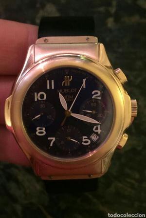 Reloj Hublot Cronografo en oro de 18 kilates