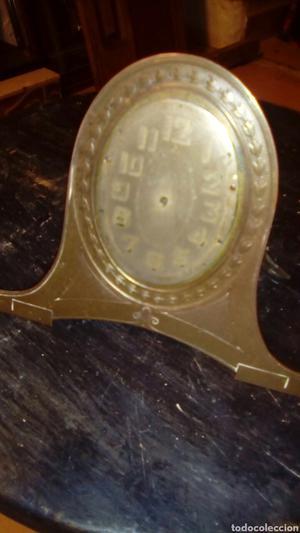 Reloj de bronce metal force