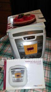 Robot de cocina newcook modelo