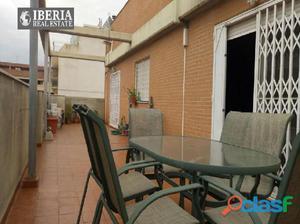 Se vende ático de obra nueva en Paterna. Valencia