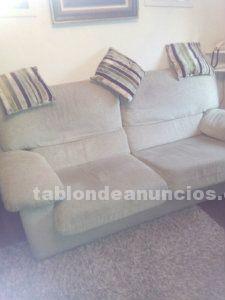 Sofas de 3 y 1 plaza