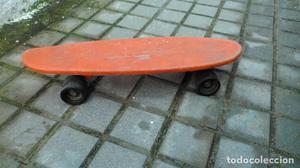Uno de los primeros skates de fibra por sólo quince euros