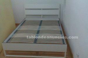 Vendo cama matrimonial con somier en excelente estado