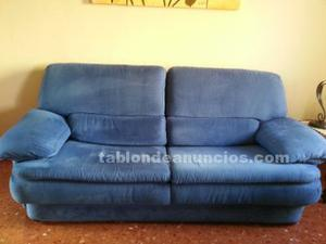 Vendo sofas 2 y 3 plazas precio 235 e