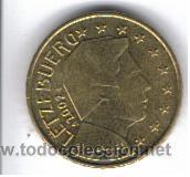 50 centimos de luxemburgo del año