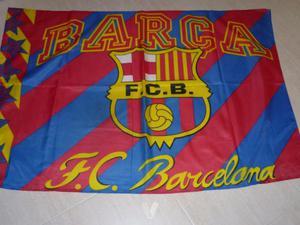 Banderas FC Barcelona