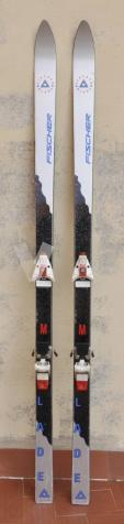 Esquies Fischer Blade 190 cm