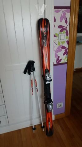 Esquís ELAN MagFire niño/a 130 cms.