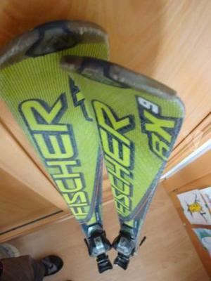 Esquís Fischer
