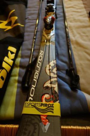 Esquís Rossignol Attraxion III