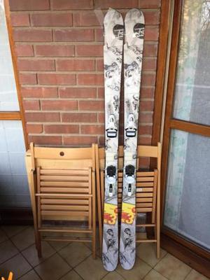 Esquís Rossignol S3