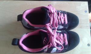 Heelys originales zapatillas con ruedas talla 36,5