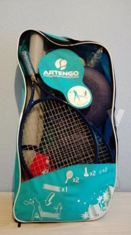 Juego de Tenis y Ping-Pong