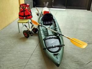 Kayak Ocean Caper