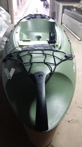 Kayak Pesca Bic Bilbao con timon