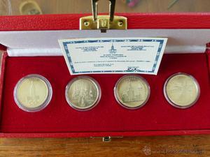 Monedas Rusia