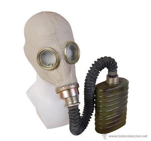 Máscara de gas POLACA OM14