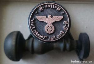 PRECIOSO TAMPON PARA LACRE DE LAS WAFFEN SS - MARAVILLOSA