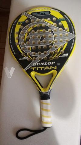 Pala de padel Dunlop Titan Elite